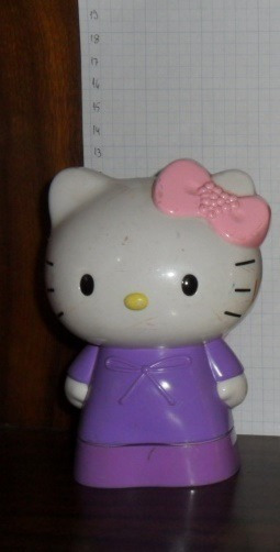 Mc Donalds - Hello Kitty - Vestido Lilas No Estado