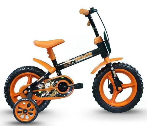 Bicicleta Aro 12 Infantil Masculina Track