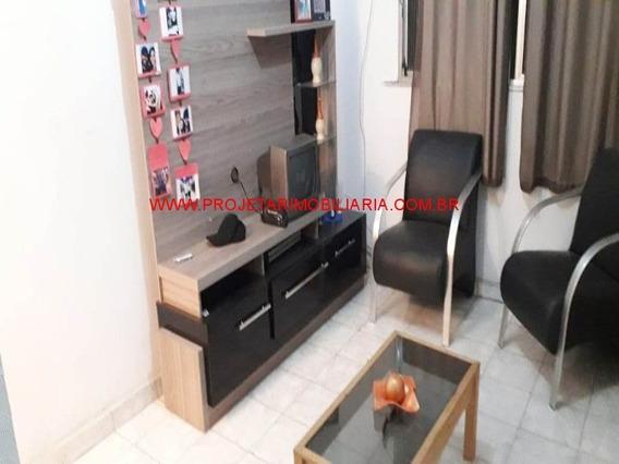 Califórnia/nova Iguaçu. Apartamento Com 1 Quarto, Sala, Cozinha, 1 Banheiro E Garagem. - Ap00301 - 34281014
