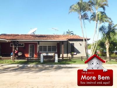 Casa 4 Quartos(1 Suíte). Praia Linda. São Pedro Da Aldeia.rj - Cs-223