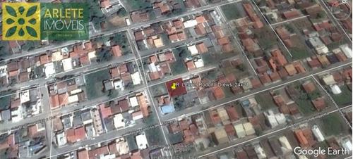 Terreno No Bairro Perequê Em Porto Belo Sc - 1516