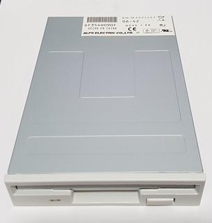 Diskettera Floppy 1.44 Color Negra O Blanca 3 1/2 Nuevas
