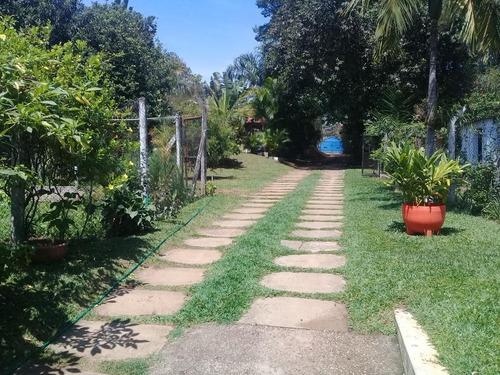 Chácara Com 3 Dormitórios À Venda, 2000 M² Por R$ 800.000 - Country  Club - Valinhos/sp - Ch0118