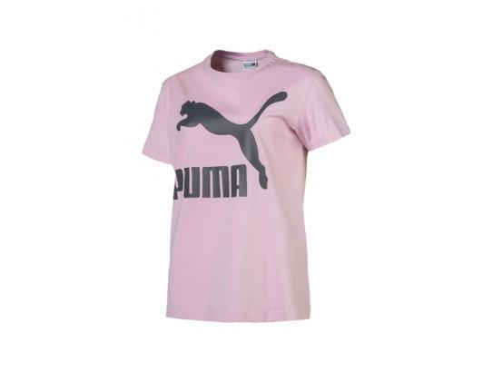 Remera Puma Classics Con Logo Tienda Fuencarral