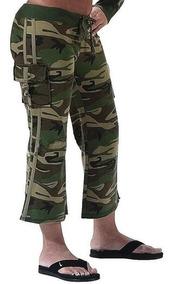 Pantalón De Ejercicios Tipo Capri Para Dama. Pans Chandal