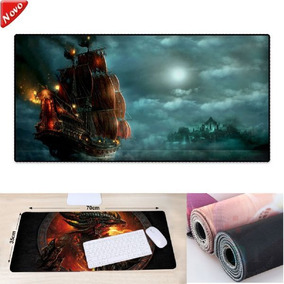 Mouse Pad Gamer Lol Speed Extra Grande 70x35x3mm Barato +nfe