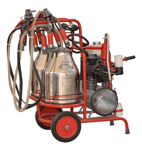 Imagen 1 de 2 de Equipo De Ordeño Doble A Gasolina 30 L Envio Gratis Nuevo
