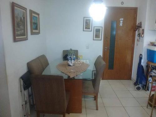Apartamento À Venda, 70 M² Por R$ 470.000,00 - Centro - Niterói/rj - Ap34380