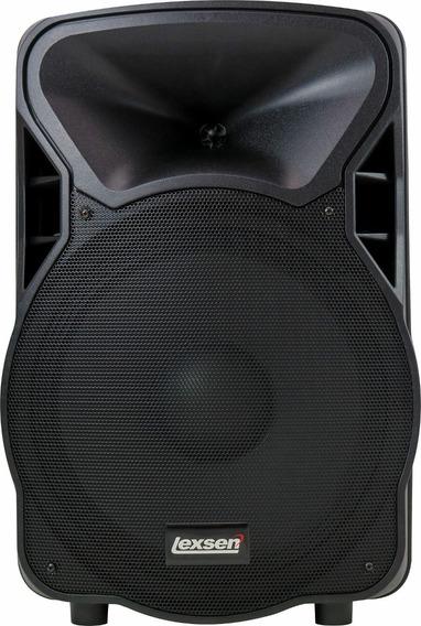 Caixa De Som Amplificada Tipo Ecopower 15 Polegada Bluetooth