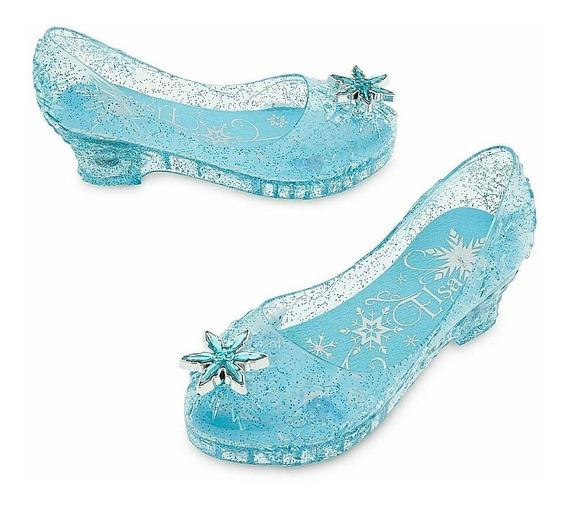 Sapato Princesa Elza Frozen Original Loja Disneyp/entrega