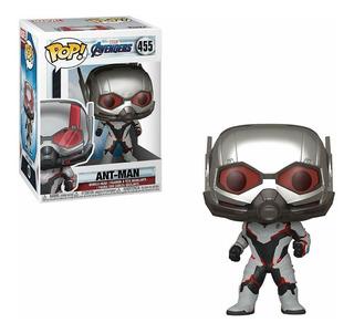 Funko Pop Marvel Avengers Endgame 455 Ant-man En Stock