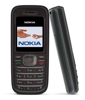 Celular Nokia 1208 Usado Barato (classico) Apenas Claro