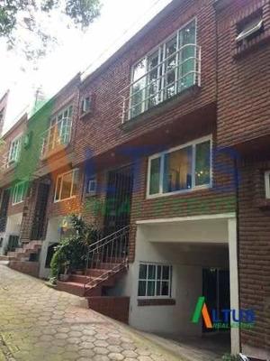 Casa En Venta En Condominio De Sólo 4 Casas, Héroes De Padierna, Tlalpan