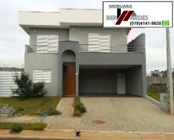 Casa Para Venda Swiss Park, Campinas,condominio Basel - Ca00007 - 4290079