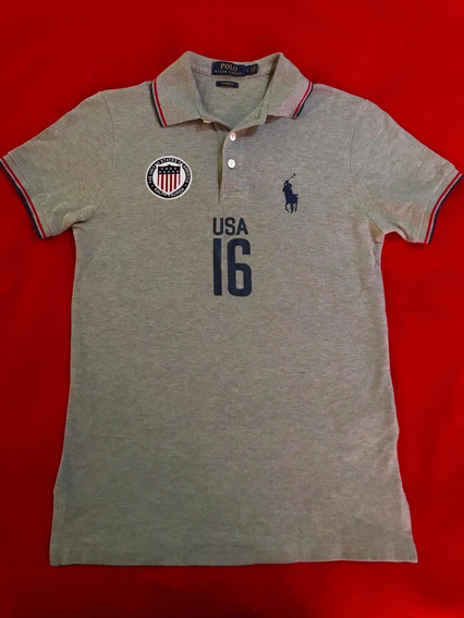 Playera Polo Ralph Lauren Original Talla S Usa/ No Lacoste