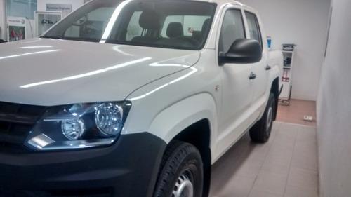 Volkswagen Amarok 2.0 Trendline 0km 2021 Mz
