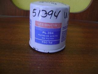 Filtro De Aceite Pl 394 - 51394 Wix
