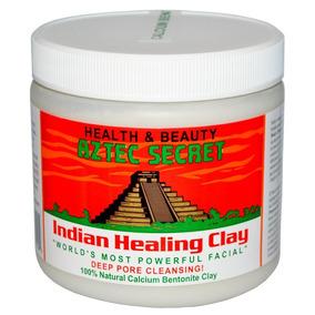 Aztec Secret Argila Curativa Indiana 454g - Pronta Entrega