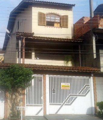 Sobrado Com 3 Dorms, Recanto Primavera, Arujá - R$ 500.000,00, 250m² - Codigo: 1985 - V1985