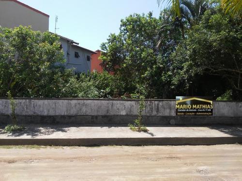 Imagem 1 de 2 de Terreno Para Venda Em Rio Das Ostras, Bosque Beira Rio - _1-1630685