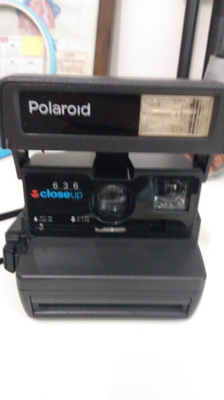 Máquina Fotográfica Polaroide 636 Close Up