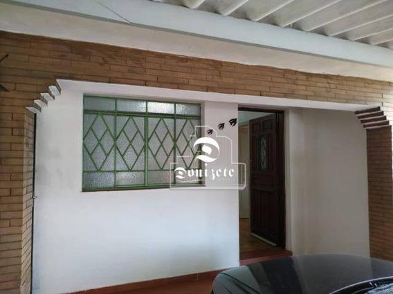 Casa Com 2 Dormitórios À Venda, 181 M² Por R$ 650.000,00 - Cerâmica - São Caetano Do Sul/sp - Ca1081
