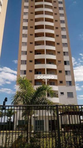 Imagem 1 de 28 de Apartamento À Venda, 58 M² Por R$ 321.000,00 - Vila Milton - Guarulhos/sp - Ap1488
