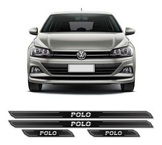 Kit Soleira Da Porta Diamante Polo 2018 Até 2019 Resinada