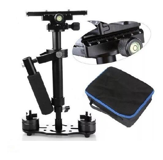 Steadycam Mini Estabilizador De Camera Dslr S40