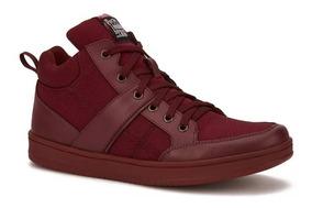 Tenis Juvenil Sneaker Street Urban Hombre 2507484