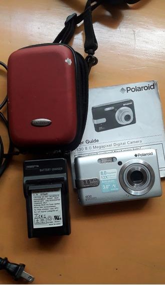 Cámara Digital Polaroid Rebajada!!