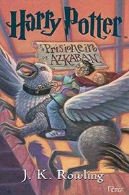 Livro Harry Potter E O Prisioneiro De Azkaban (novo)