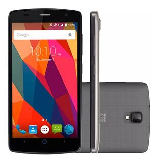 Smartphone Zte L5 Shade 8gb Cinza 3g Tela 5 Câmera 8mp