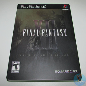 Ps2 Final Fantasy 12 Collector