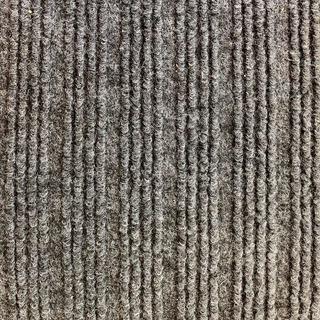 Carpete Garimpo Canelado 6mm, 3 Peças De 50x50cm