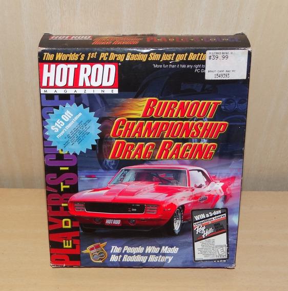 Burnout Championship Drag Racing Player