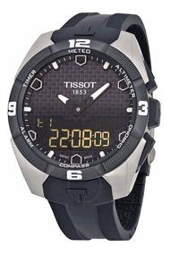 Relogio Tissot T-touch Expert T0914204705100 Solar Original