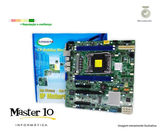 Placa Mãe I7 2066 Supermicro X11srm-vf R/v