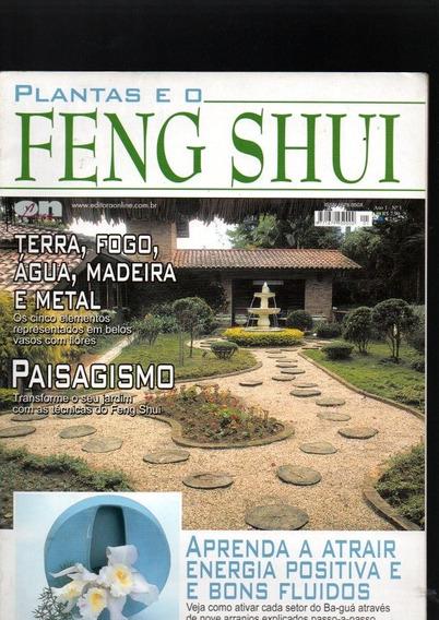 Revista Plantas E O Feng Shui Paisagismo Edição 1