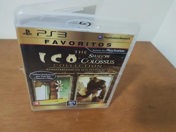 Ico E Shadow Of The Colossus Collection Usado Ps3