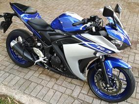Yamaha Yzf-r3 321 Abs 2017