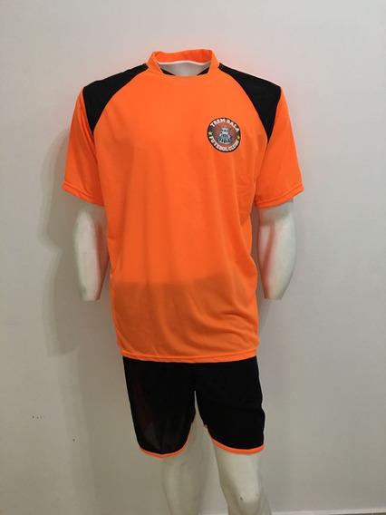 Fardamento De Futebol 23 Uniformes Emblema E Patrocínio713