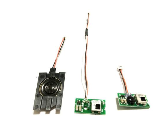 Sensores Controle Remoto & Falante Do Projetor Infocus Lp120