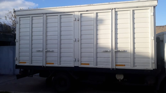 Caja Paquetera Camion Todo Puerta