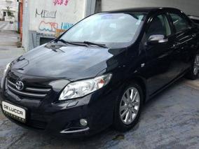 Toyota Corolla 1.8 Se-g 16v Flex 4p Automatico Blindado