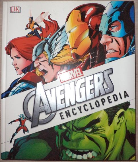 Marvel Avengers Enciclopedia