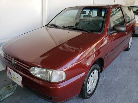 Volkswagen Parati Cl 1.6 Mi Gasolina Manual