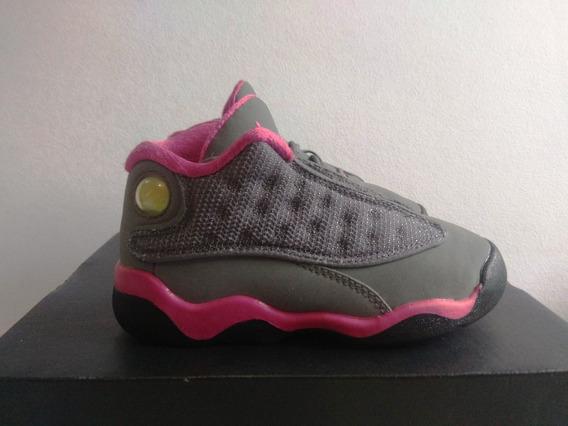 Air Jordan Retro 13 Cool Grey 15 Cm