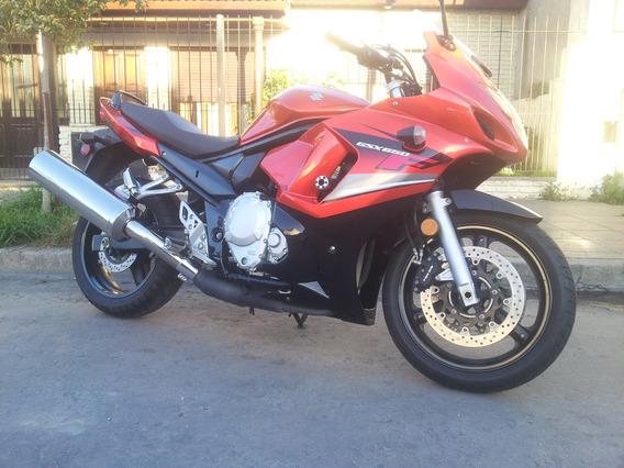 Gsx650f 2009 Original. Solo 9.500 Km Reales, Unica , Permuta