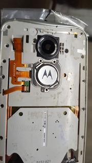 Motorola Moto X Tampa Traseira E Camera